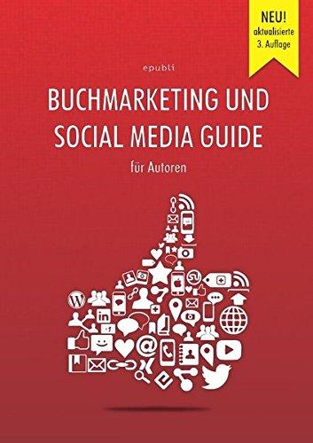 epubli, Buchmarketing und Social Media Guide für Autoren