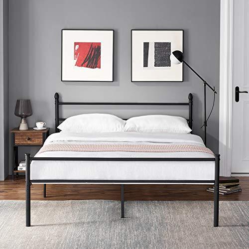 VECELO Metal Bed Frame Platform Mattress Foundation/Box...