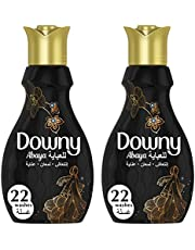 Downy Abaya Concentrate Fabric Softener, 2 x 880 ml