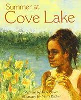 Summer at Cove Lake 0813609550 Book Cover