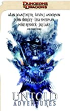 Untold Adventures: A Dungeons & Dragons Anthology