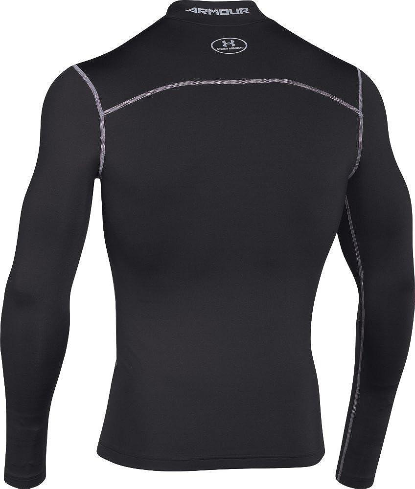 Under Armour Coldgear Armour Mock Ultra-Warm Long-Sleeve Shirt Long-Sleeve Functional Shirt for Men Men