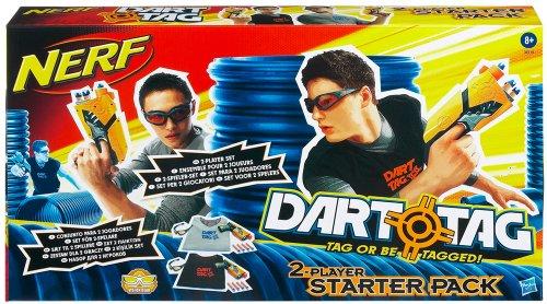 Hasbro Nerf Dart Tag 2 Spieler Starter Set