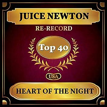 Heart of the Night (Billboard Hot 100 - No 25)