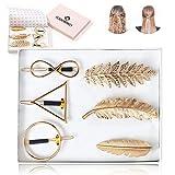 Fesch Monkey® - Beliebte Haarspangen in hochwertiger Box - Haarschmuck