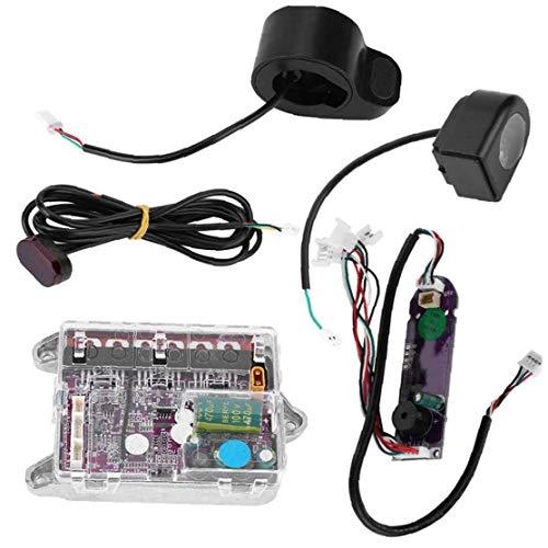 Scooter elettrico di alimentazione di commutazione BT Modello Scheda madre Controller per M365 Skateboard Motherboard scooter nero Outdoor Sport Accessori