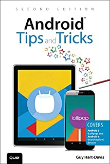 Android Tips and Tricks: Covers Android 5 and Android 6 devices