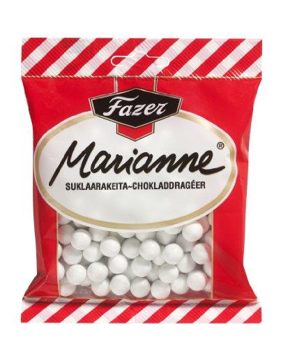 Fazer Marianne dragees Chocola 1 pak of 150g