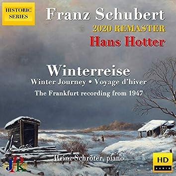 Schubert: Winterreise, Op. 89, D. 911 (Remastered 2020)