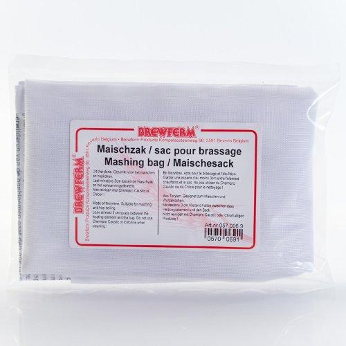 Maischesack für eine optimale Spülung der Maische, auch zum Hopfenkochen geeignet