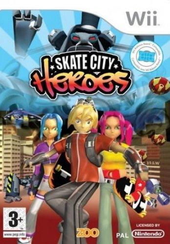 Skate City Heroes (Wii) [Edizione: Regno Unito]