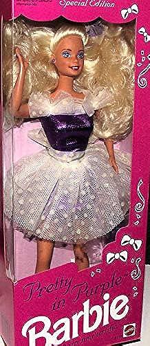 calidad garantizada Barbie 1992 Pretty Pretty Pretty in púrpura  ventas en linea