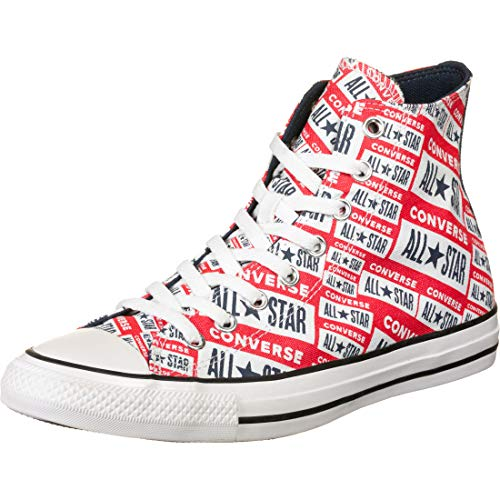 Converse Sneaker All Star - Hi rot 46