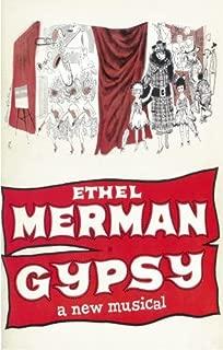 Gypsy (Broadway) - Movie Poster - 27 x 40
