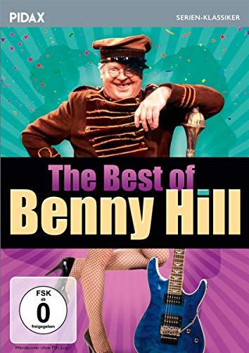 The Best of Benny Hill / Die besten Sketche des aberwitzigen Kultkomikers (Pidax Serien-Klassiker)