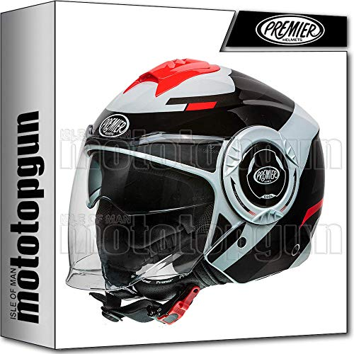 Premier Motorradhelm Cool