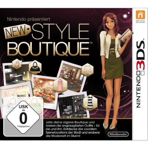 New Style Boutique - [Nintendo 3DS]