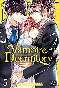 Vampire Dormitory Edition simple Tome 5
