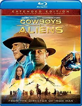 Cowboys & Aliens Blu-ray