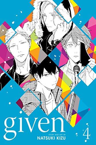 Given, Vol. 4 (4)