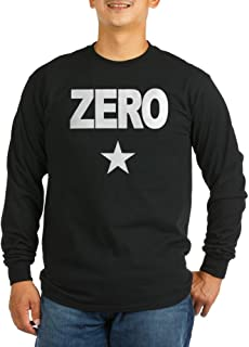 Zero Unisex Cotton Long Sleeve T-Shirt