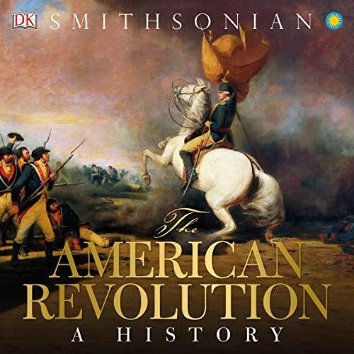 The American Revolution audiobook cover art