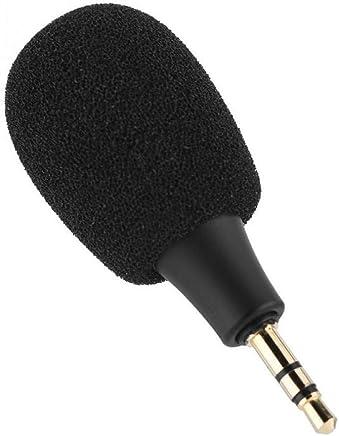 XIANGA Microfono Moda e Microfono Semplice per Telefono Mini Stereo Portatile 3.5mm Microfono in Lega di Alluminio del Telefono - Trova i prezzi più bassi