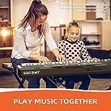 Immagine 2 souidmy c l100 tastiera piano