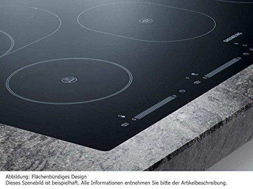 Siemens eh801ffb1e IQ300hobs eléctrico/vitrocerámica/vidrio y cerámica/79,2cm/temporizador con función apagado/Negro