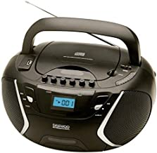 Amazon.es: radio cassette con cd