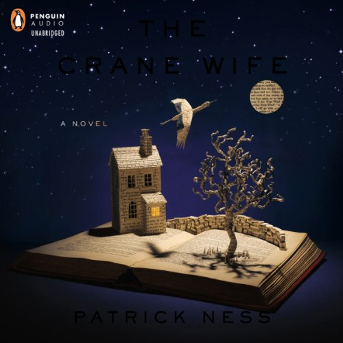 The Crane Wife Audiobook By Patrick Ness cover art