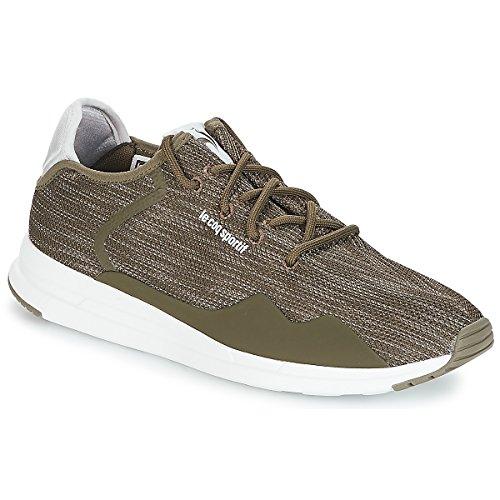 LE COQ SPORTIF Solas Premium Zapatillas Moda Hombres Oliva/Night/Piedra - 44 - Zapatillas Bajas