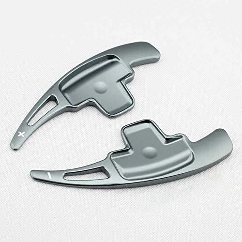 SAXTZDS Paletas del Cambio del Volante de Teering, aptas para la Clase C117 W218 X156 de Mercedes Aces