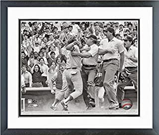 George Brett Kansas City Royals Pine Tar Incident Photo (Size: 12.5 x 15.5) Framed