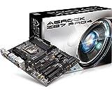 Asrock Z87 PRO4 Z87 Pro4 1150 Mainboard Sockel LGA (Intel Z87, DDR3 Speicher, 9x USB 3.0, 8x USB 2.0)