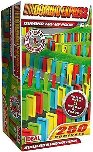 John Adams Domino Express Refill Craft Kit (Pack of 250) by Domino Express