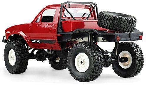 Amewi 22325 rot Pick-Up Truck 4WD 1:16 RTR Fahrzeug