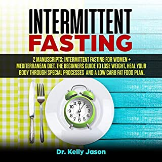 Intermittent Fasting: 2 Manuscripts audiobook cover art