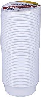 Hotpack Disposable Plastic Bowl With Lid - 225Ml - 25Pcs (HSMPB)