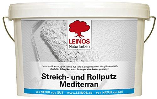 Streich- und Rollputz Mediterran 10,00 l