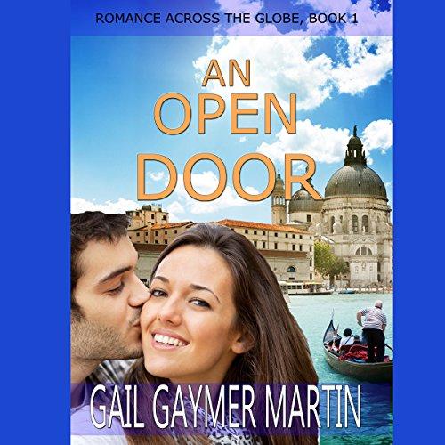 An Open Door audiobook cover art