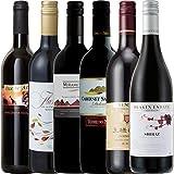 6か国周遊ワインの旅デイリーワイン赤セレクト飲み比べ750ml×6本セット