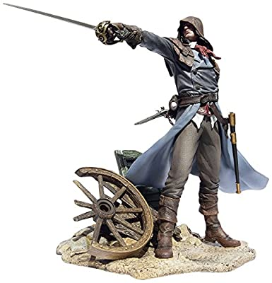 Assassin's Creed Unity Figurine. Arno: The Fearless Assassin