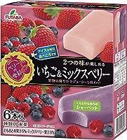 フタバ食品 ベリーの季節 いちご&ミックスベリー55ml×6本×8箱