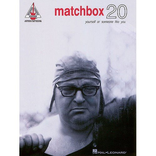 Matchbox 20: Yourself Or Someone Like You. Partitions pour Tablature Guitare