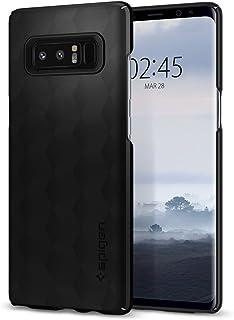 Spigen Thin Fit designed for Samsung Galaxy Note 8 case/cover - Matte Black