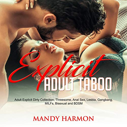 Explicit Adult Taboo audiobook cover art