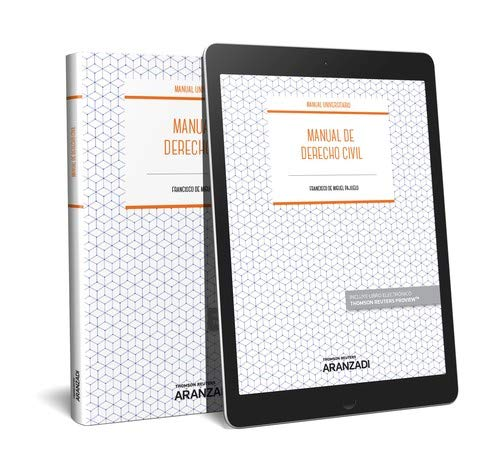 Manual  de derecho civil (Manuales)