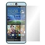 Slabo 2 x Bildschirmschutzfolie HTC Desire Eye Bildschirmschutz Schutzfolie Folie Crystal Clear unsichtbar Made IN Germany