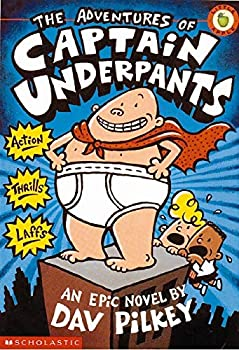 Paperback The Adventures of Captain Underpants Book